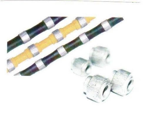Wire Saw Beads