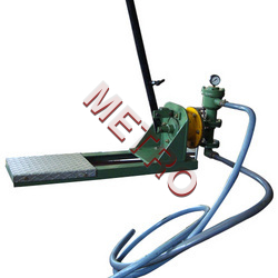 Manual Cement Grout Pump