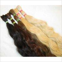 Single Drawn Wavy Hair