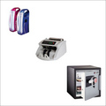 Bill Counting Machines Electronic Safe