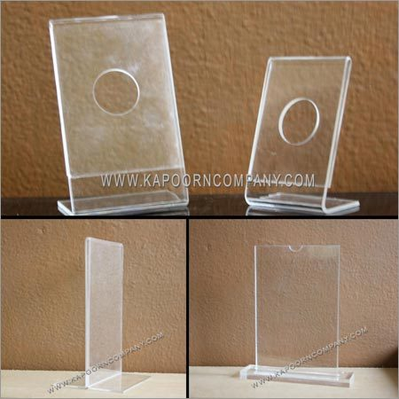 Acrylic Display Frame/Stand