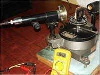 Lighting Using Laser Spectrometer