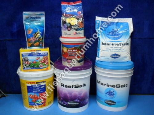 Aquarium Sea Water Salt
