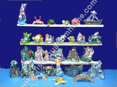 Aquarium Toys