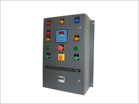 Motorised Valve Control Panel
