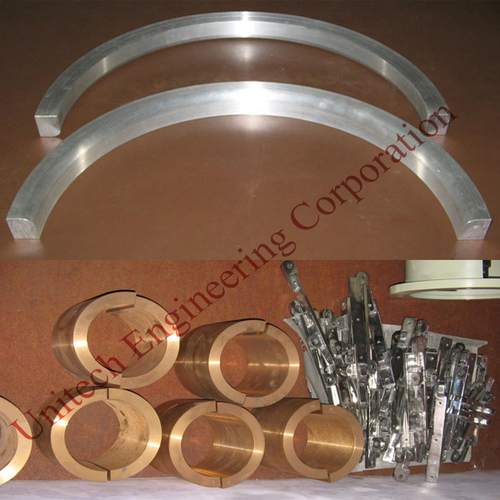 Aluminium Casted Boiler Parts