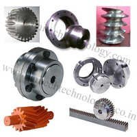 Gear Couplings