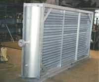 Air Cooled hydraulic oil cooler