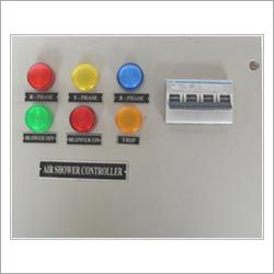Cleanroom Air Shower Controller