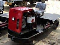 Diesel Platform Truck
