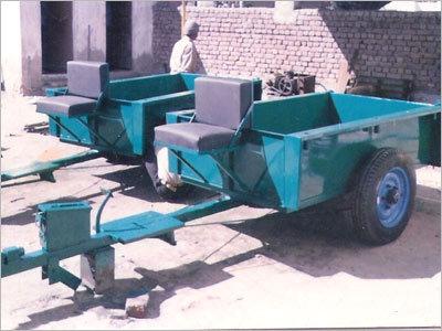 Power Tiller Trolley