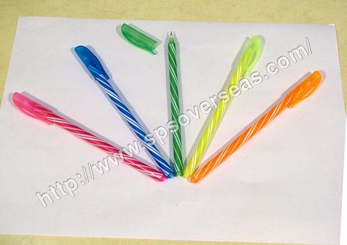 Spiral DF Ball Pen