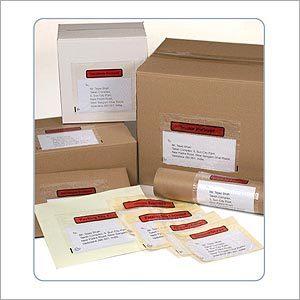 Plastic Packing Envelopes