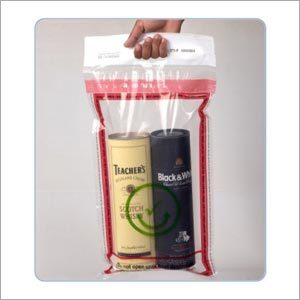 Security Tamper Evident Bags