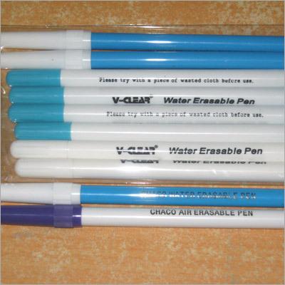Water Erasable Fabric Pen