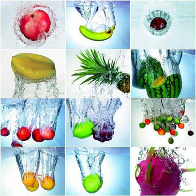 Fruits Water