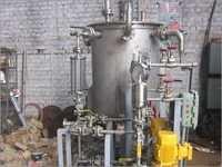 Chemical Distillation Column