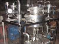 Chemical Distillation System