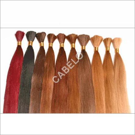Human Hair Bulk Colour
