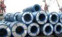 Galvanised coil