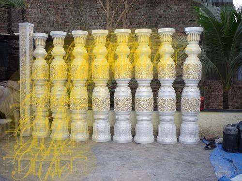 Mandap Pillar