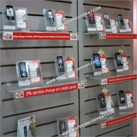 Mobile Display for THE MOBILE STORE