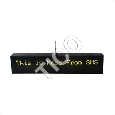 GSM Display Boards
