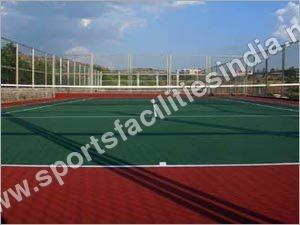 Deco System Tennis Flooring