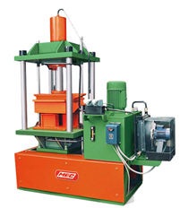 Hydraulic Operated Paving Block Machine