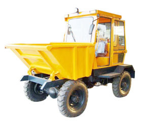 Dump Trucks and Trolley Machines