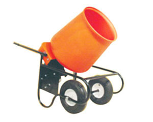 Wheelbarrow Cement Mixer