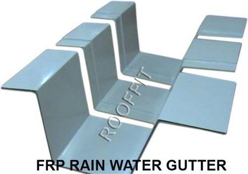FRP Rain Water Gutter