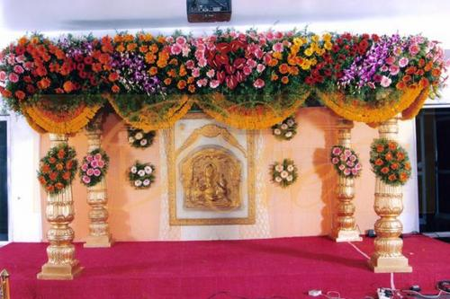 DECORATIVE WEDDING MANDAPS