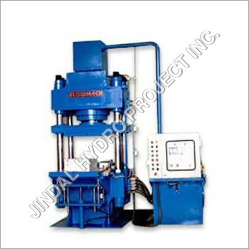 4 Pillar Type Hydraulic Press
