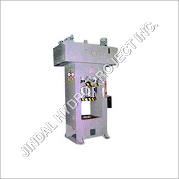 H Frame Industrial Hydraulic Press Machine
