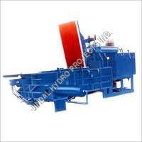Hydraulic Baling Press Jumbo Machine