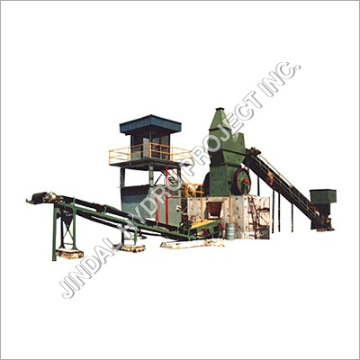 Electric Metal Shredder Conveyor