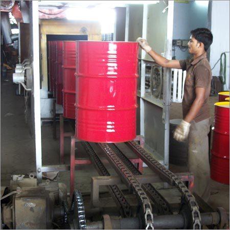 HDPE Composite Barrels