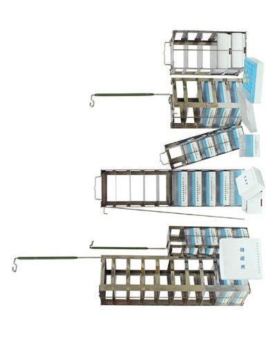 Liquid Nitrogen Container Racks