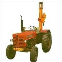 Tractor Mounted Pneumatic Rig