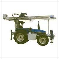 Tractor Mounted DTH Hydraulic Rig
