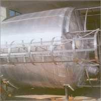 Rince Milk Storage Tank