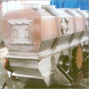 Spray Dryer Fluid Bed