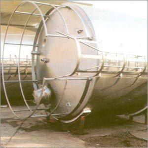 Cream Buffer Tank