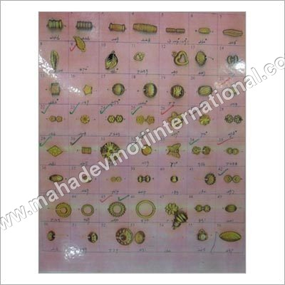 Dull Gold Beads