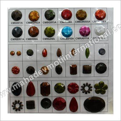Marble Acrylic Stones