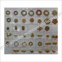 Two Tone Plastic Beads