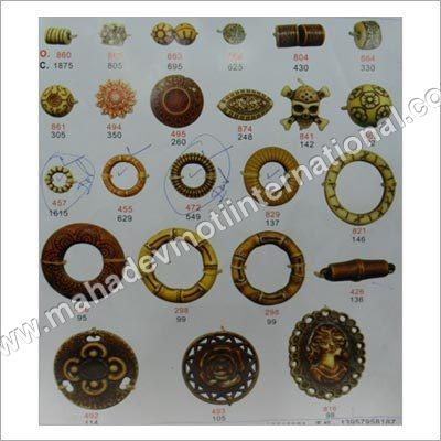 Handmade Plastic Beads