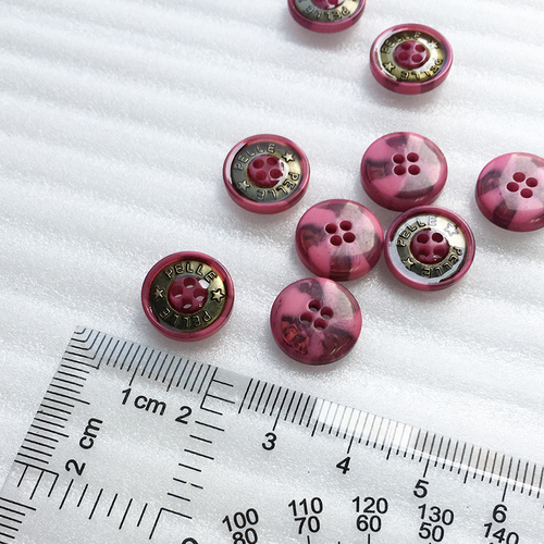 20MM Wooden Button with New Styles  (HD-006)