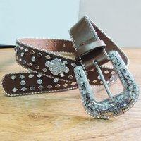 PU Leather Belt (LC018)